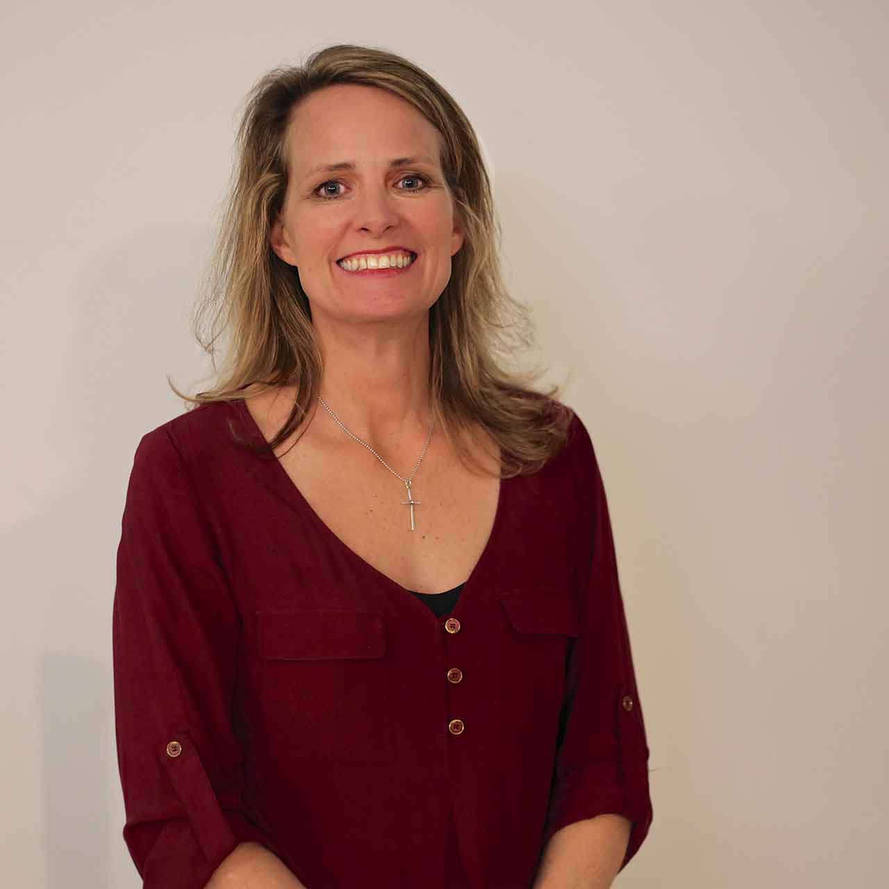Jenn Bull - Ministry of Administration and Spiritual Formation