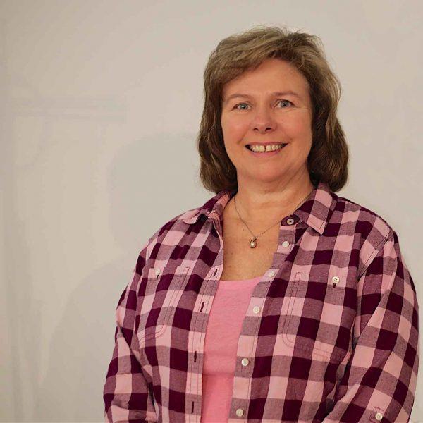 Portrait of Elder Nancy Hill