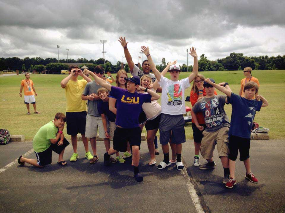 Youth Ministry of Luke 10:27 in Greater Baton Rouge