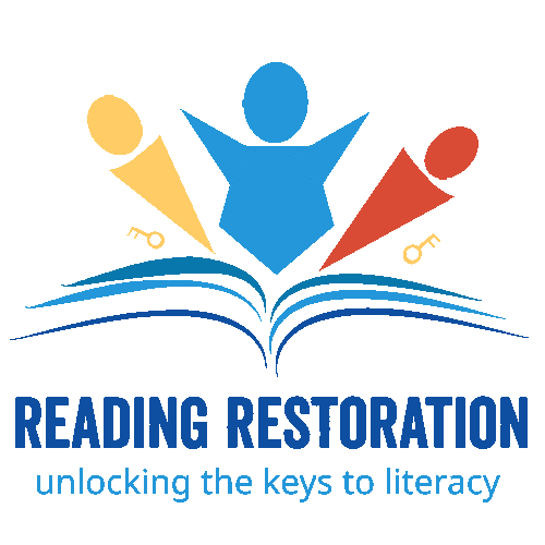 Reading Restorations - A Literacy Mission in Denham Springs - Logo